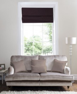 Why We Think You Should Always Fit Roman Blinds Outside The Recess
